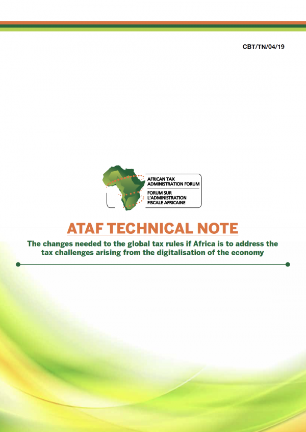 ATAF 4th Technical Note